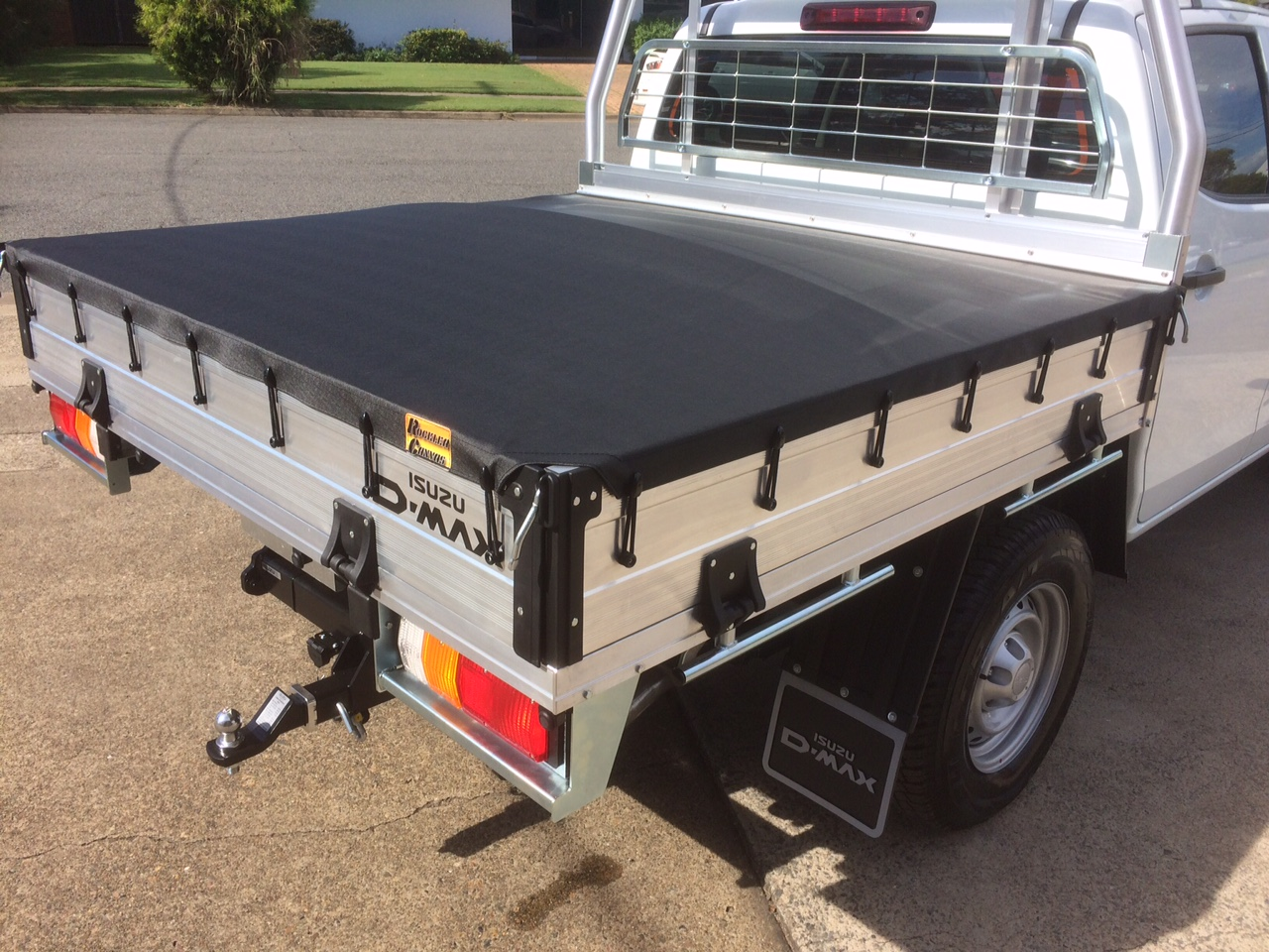 Trailer canopy